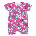 Kite Romper Baby Girl Short Sleeved